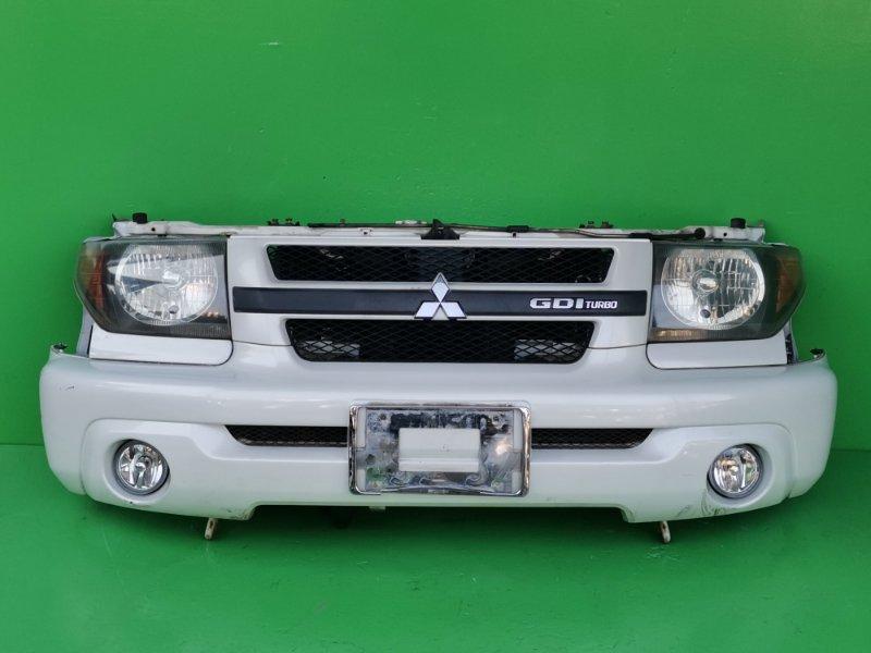 Ноускат Mitsubishi Pajero Io H76W 4G93T (б/у)