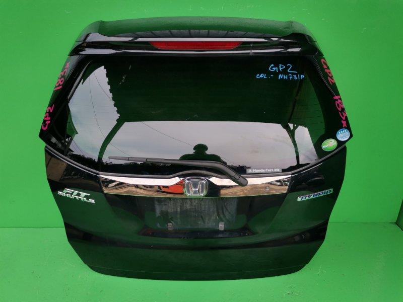 Дверь задняя Honda Fit Shuttle GP2 (б/у)