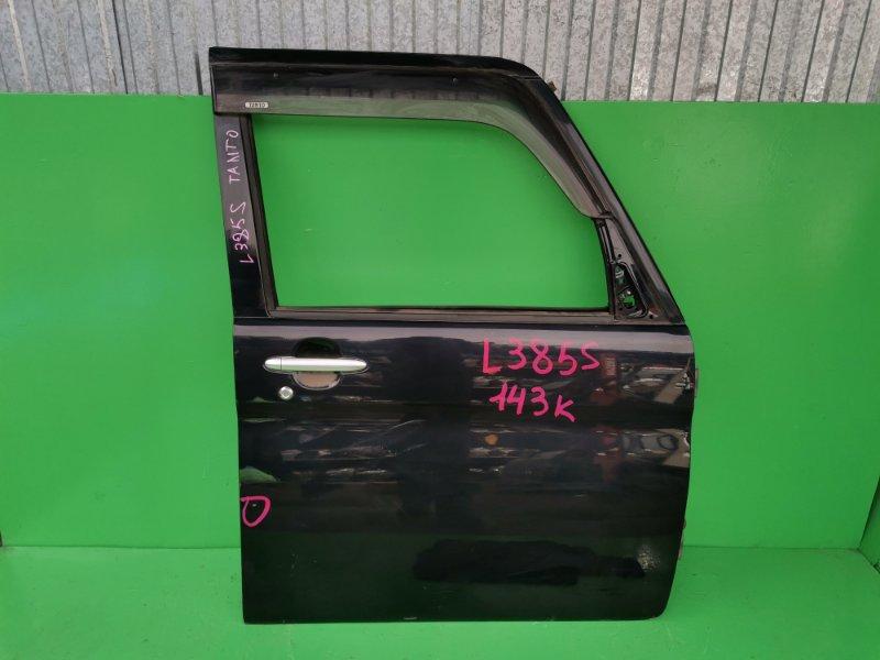 Дверь Daihatsu Tanto L385S передняя правая (б/у)