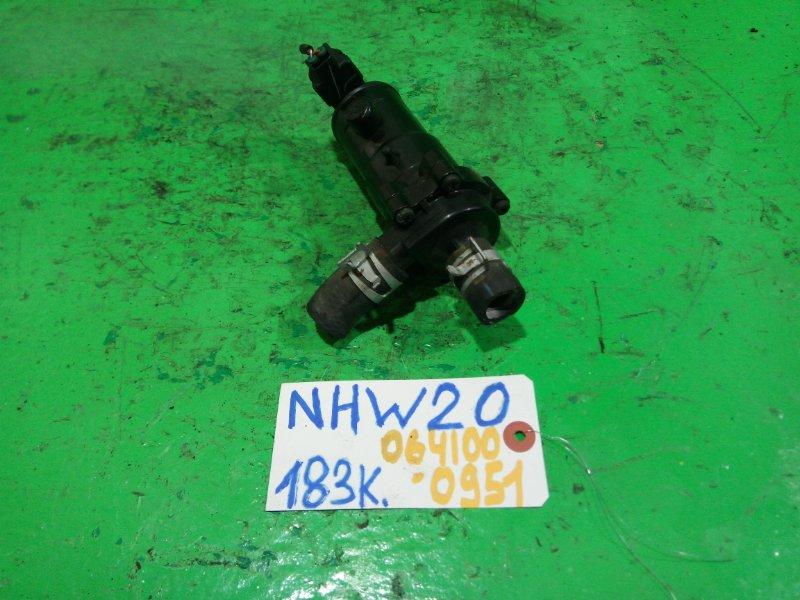 Помпа печки Toyota Prius NHW20 (б/у)