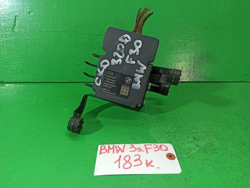 Блок abs Bmw 3-Series F30 N47D20 (б/у)