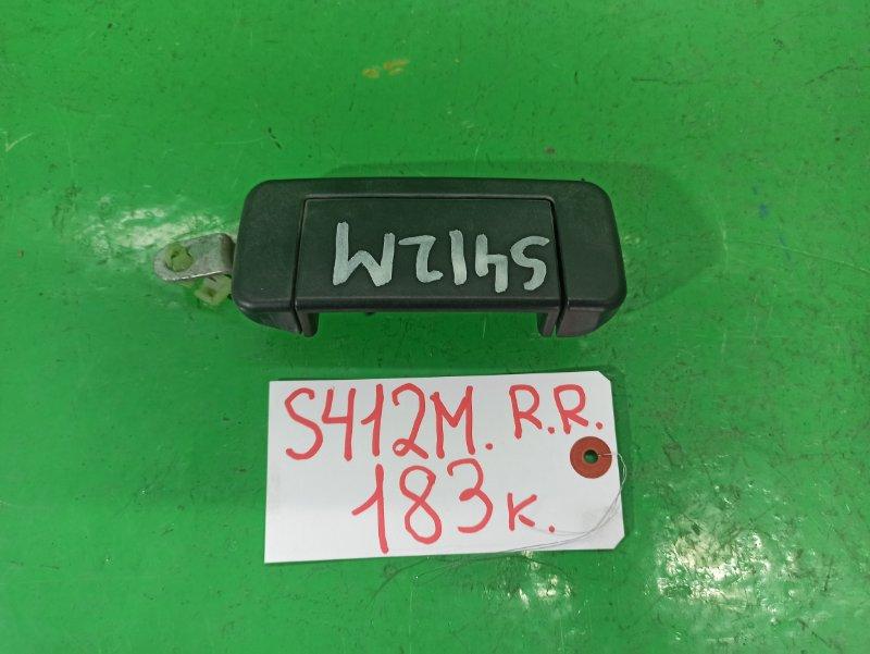 Ручка двери внешняя Toyota Lite Ace S412M задняя правая (б/у)