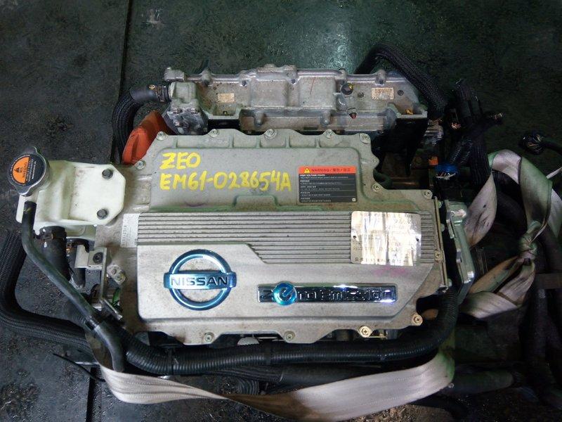 Двигатель Nissan Leaf ZE0 EM61 (б/у)