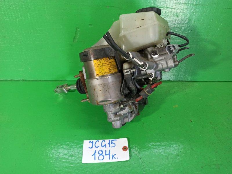 Главный тормозной цилиндр Toyota Progres JCG15 (б/у)