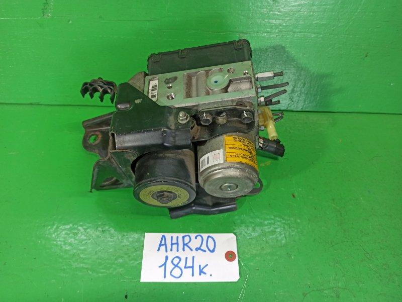 Блок abs Toyota Estima AHR20 (б/у)