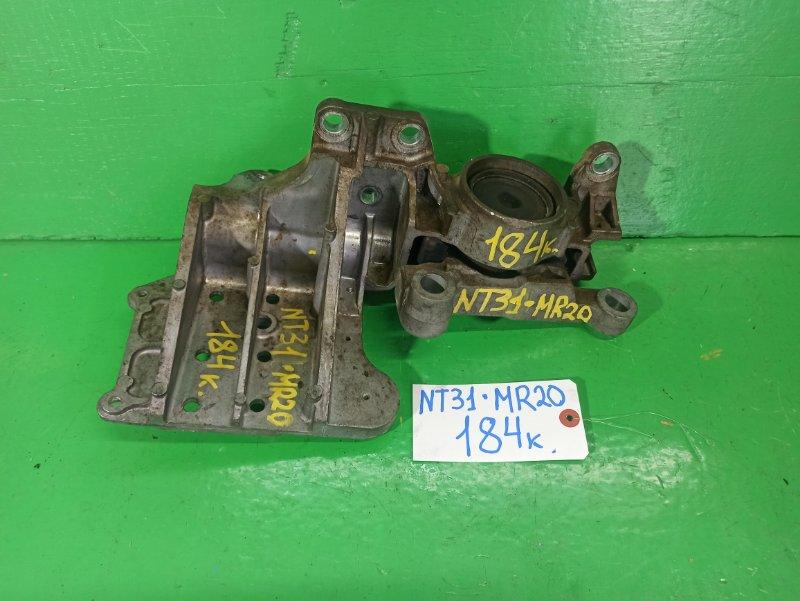 Подушка Nissan Xtrail NT31 MR20-DE передняя левая (б/у)