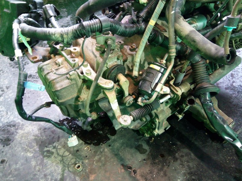 Мкпп Toyota Corsa EL45 5E-FE (б/у)