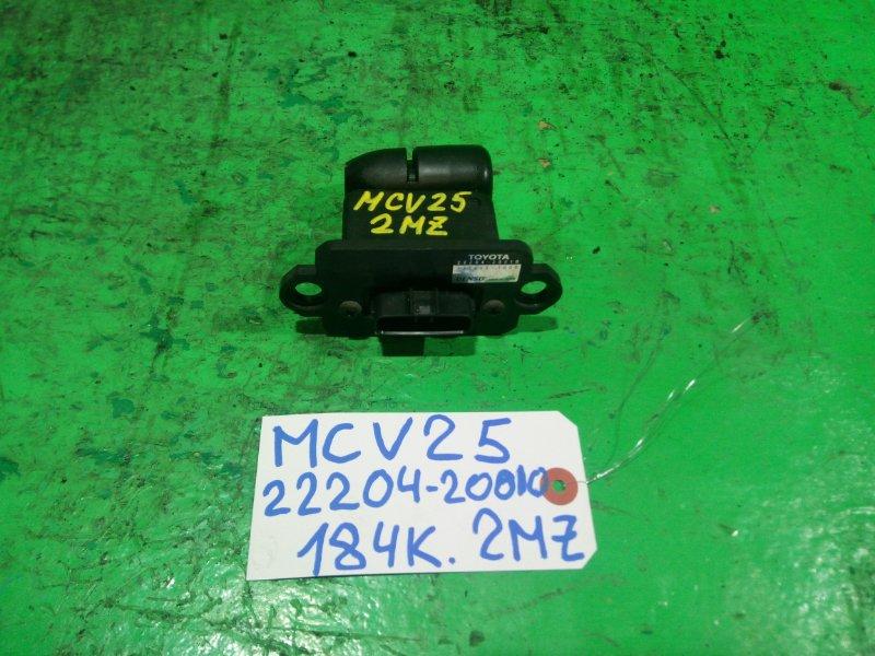 Датчик потока воздуха Toyota Mark Ii Qualis MCV25 2MZ-FE (б/у)