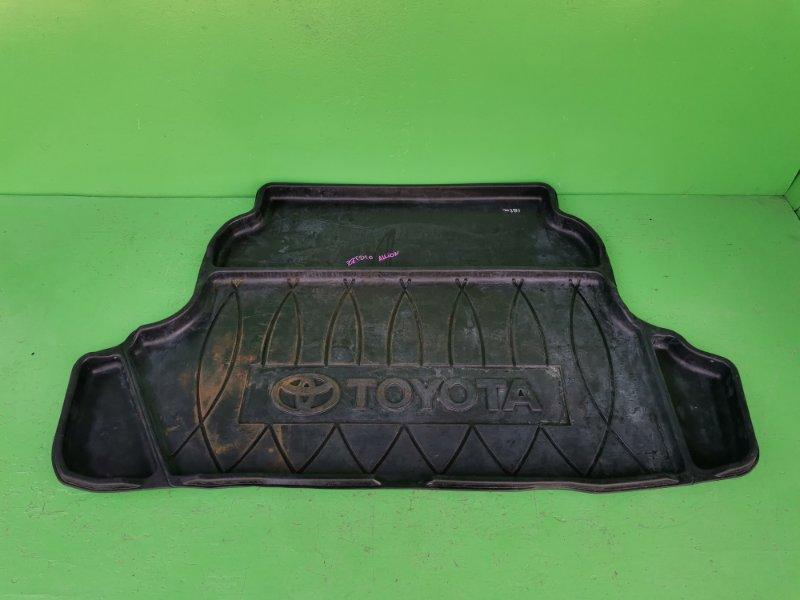 Коврик багажника Toyota Allion ZZT240 (б/у)