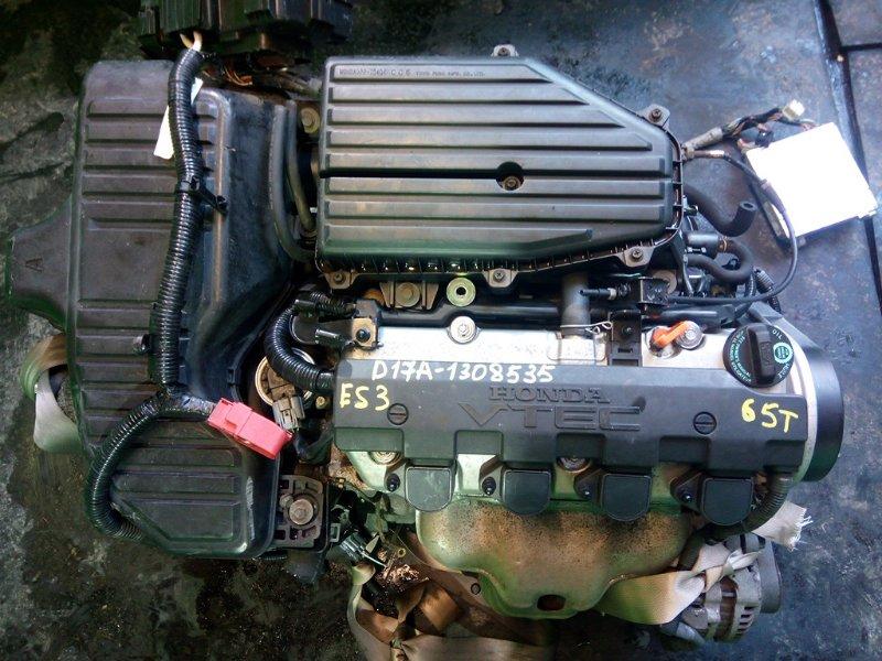 Двигатель Honda Civic ES3 D17A (б/у)