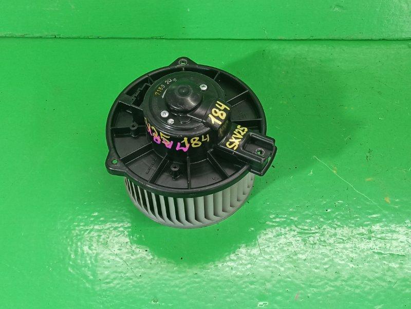 Мотор печки Toyota Mark Ii Qualis SXV25 (б/у)