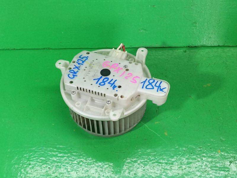 Мотор печки Toyota Mark X GRX125 (б/у)