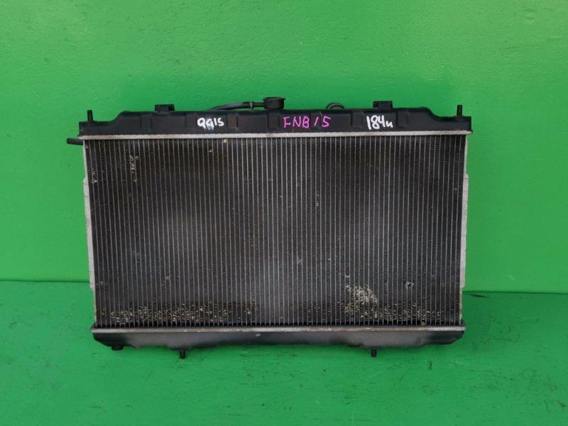 Радиатор основной Nissan Sunny FNB15 QG15-DE (б/у)
