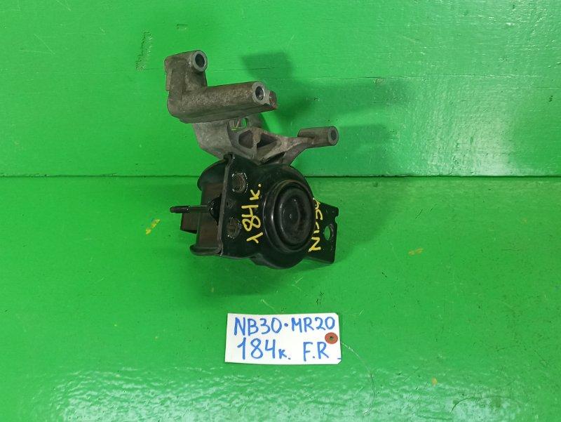 Подушка Nissan Lafesta B30 MR20-DE передняя правая (б/у)