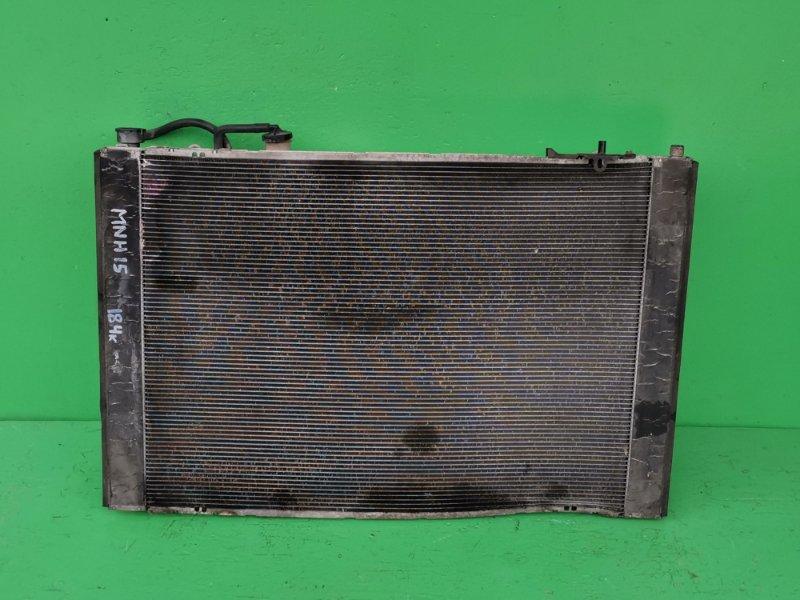 Радиатор основной Toyota Alphard MNH15 (б/у)