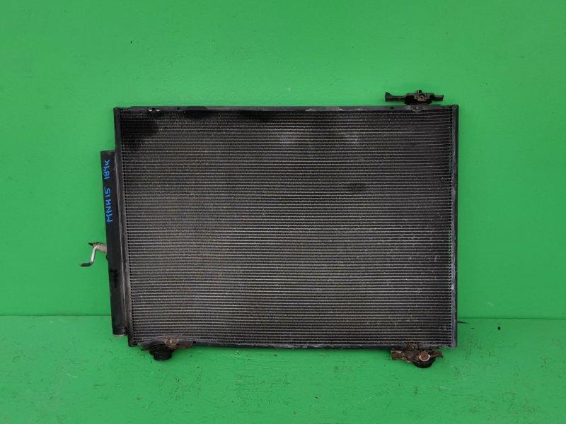 Радиатор кондиционера Toyota Alphard MNH15 (б/у)