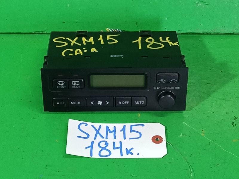 Климат-контроль Toyota Gaia SXM15 (б/у)