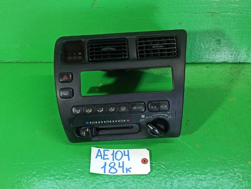 Климат-контроль Toyota Corolla AE104 (б/у)