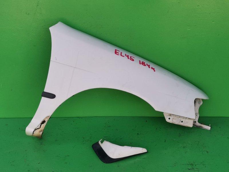 Крыло Toyota Corsa EL45 переднее правое (б/у)