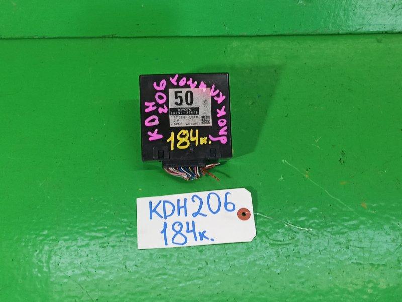 Климат-контроль Toyota Hiace KDH206 (б/у)