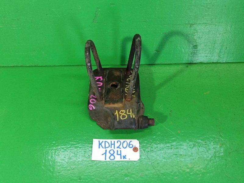 Стремянка рессоры Toyota Hiace KDH206 задняя (б/у)