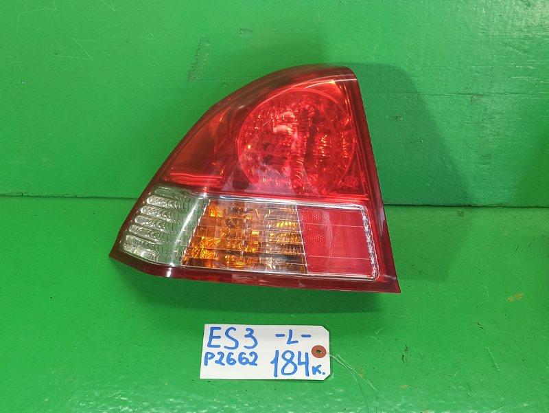 Стоп-сигнал Honda Civic Ferio ES3 левый (б/у)