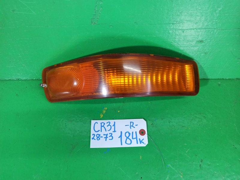 Повторитель Toyota Lite Ace CR31 правый (б/у)