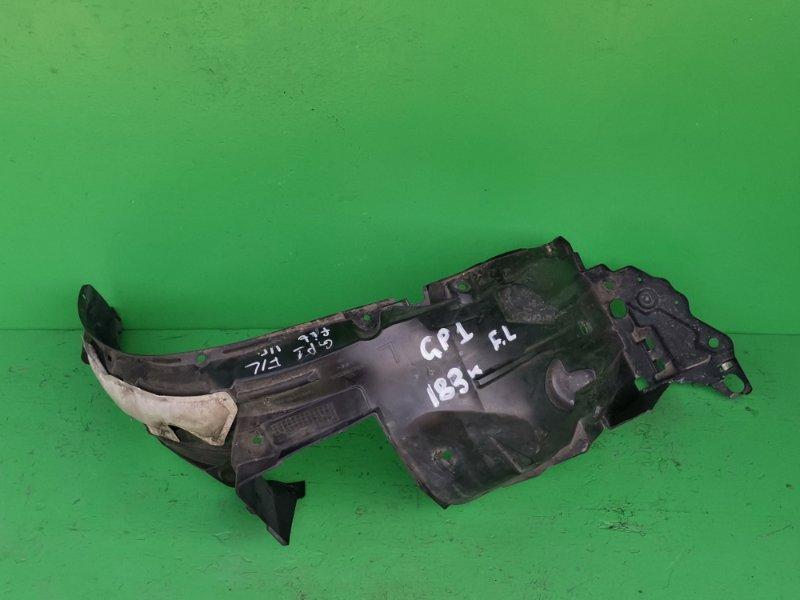 Подкрылок Honda Fit GP1 передний левый (б/у)