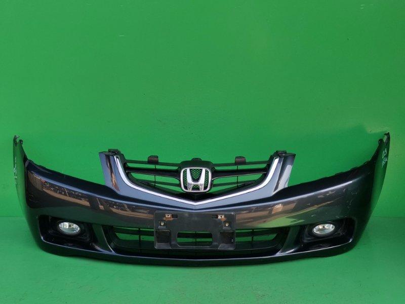 Бампер Honda Accord CL9 передний (б/у)