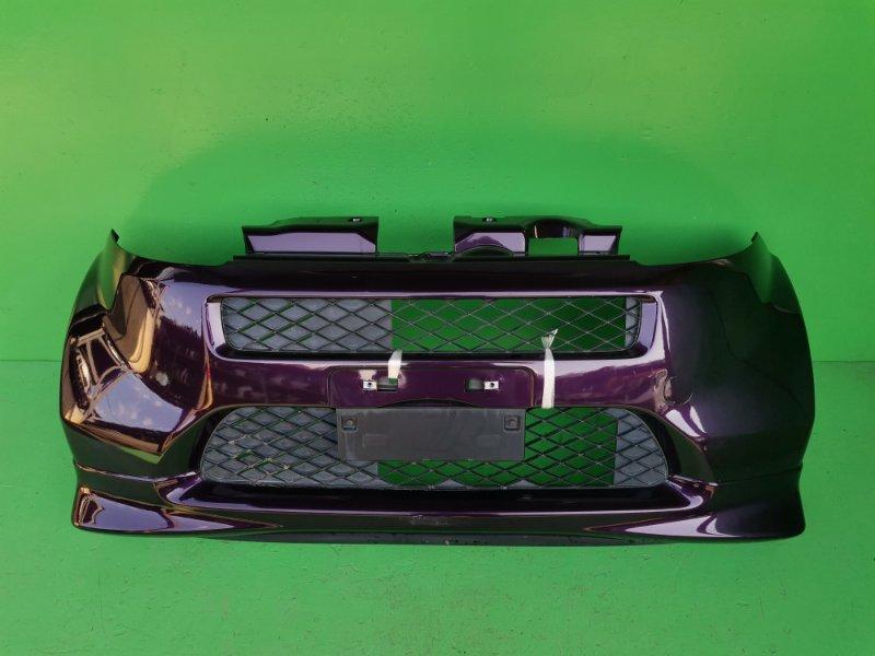 Бампер Honda Life JB7 передний (б/у)