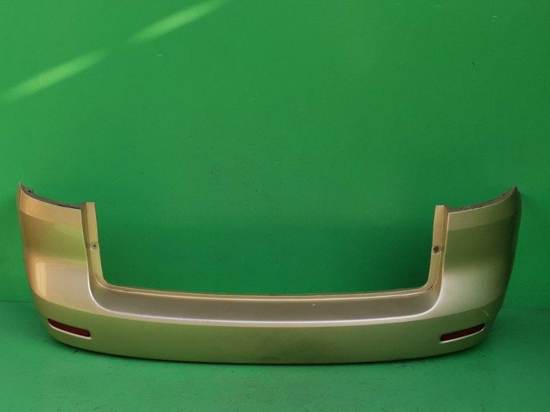 Бампер Toyota Spacio NZE121 задний (б/у)