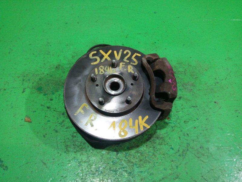 Ступица Toyota Mark Ii Qualis SXV25 передняя правая (б/у)