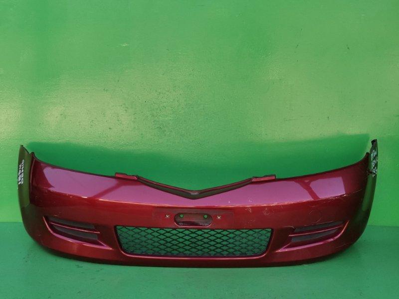 Бампер Mazda Demio DY3W передний (б/у)