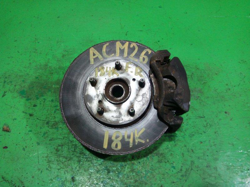 Ступица Toyota Ipsum ACM26 передняя правая (б/у)