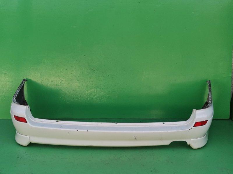 Бампер Nissan Avenir W11 задний (б/у)