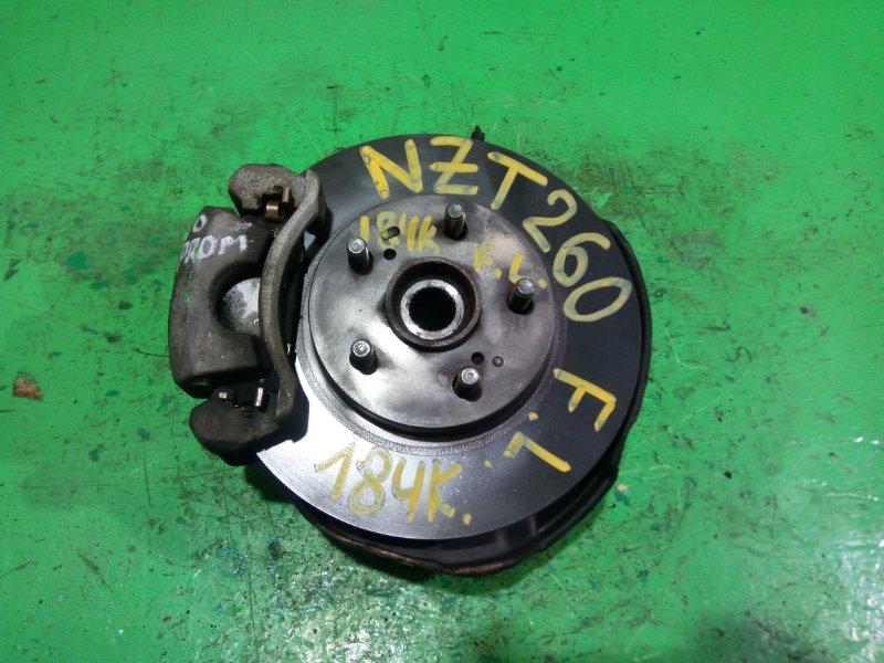 Ступица Toyota Premio NZT260 передняя левая (б/у)