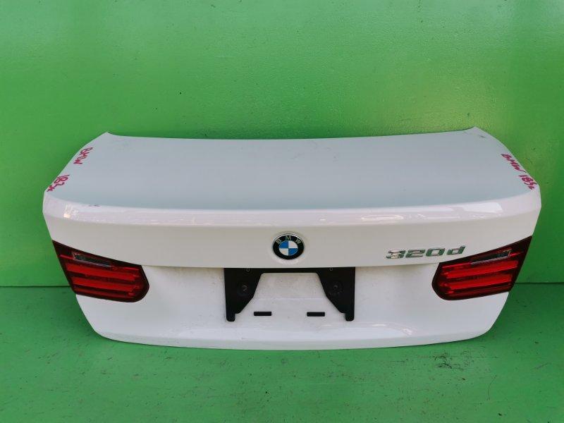 Крышка багажника Bmw 3-Series F30 (б/у)