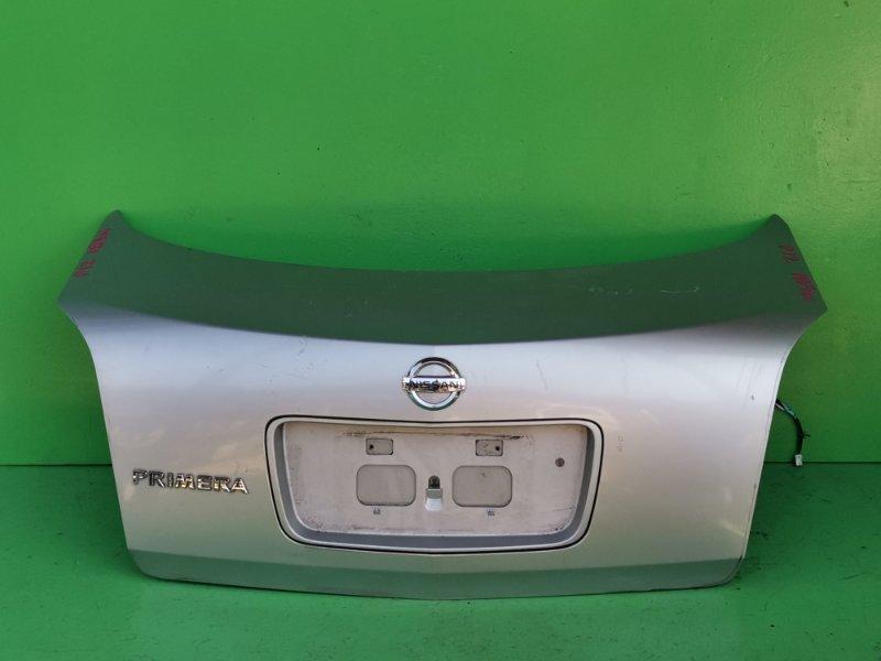 Крышка багажника Nissan Primera P12 (б/у)