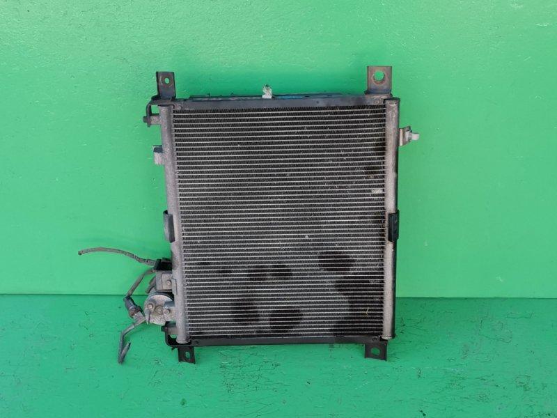 Радиатор кондиционера Mazda Bongo SKF2L RF-TE (б/у)