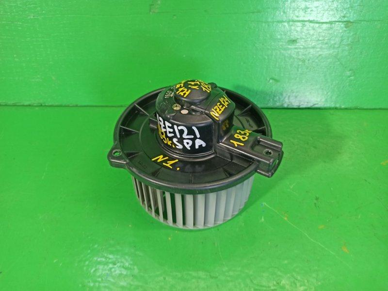 Мотор печки Toyota Spacio NZE121 (б/у) №1