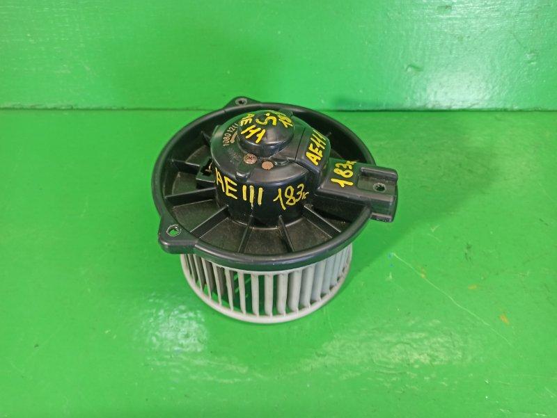 Мотор печки Toyota Spacio AE111 (б/у)
