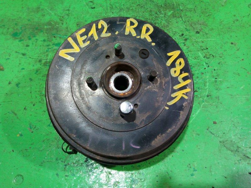 Ступица Nissan Note E12 задняя правая (б/у)