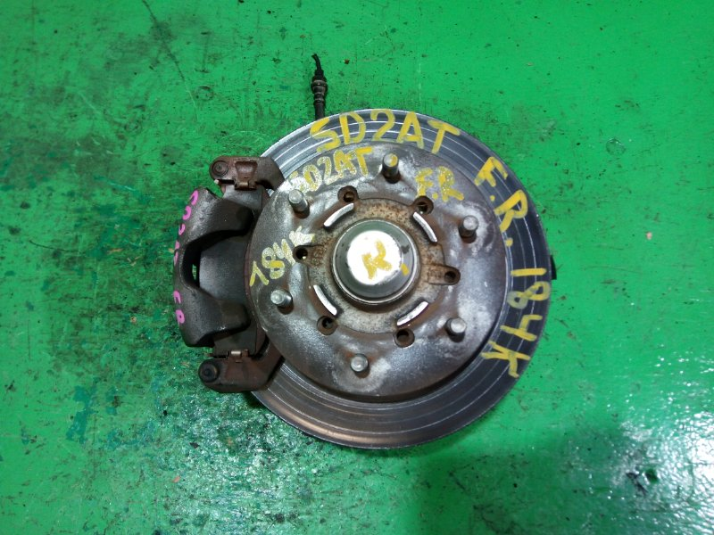 Ступица Mazda Bongo Brawny SD2AT передняя правая (б/у)