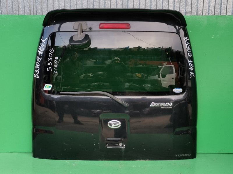 Дверь задняя Daihatsu Atrai S330G (б/у)