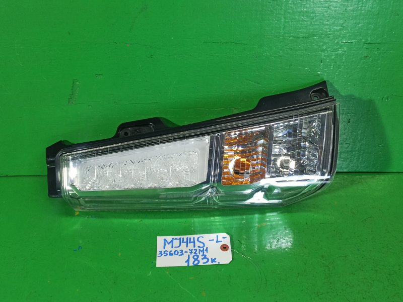 Стоп-сигнал Suzuki Wagon R MJ44S левый (б/у)