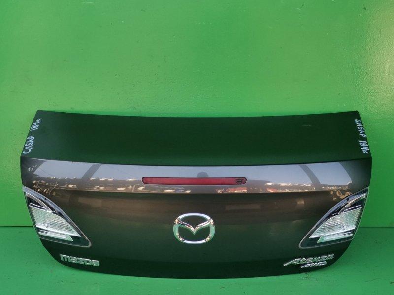Крышка багажника Mazda Atenza GH5AP (б/у)