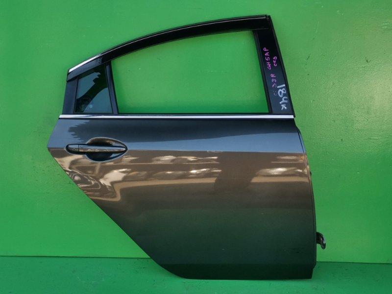 Дверь Mazda Atenza GH5AP задняя правая (б/у)
