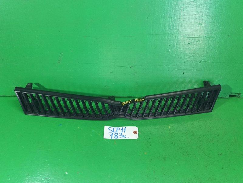 Решетка радиатора Toyota Platz SCP11 (б/у)