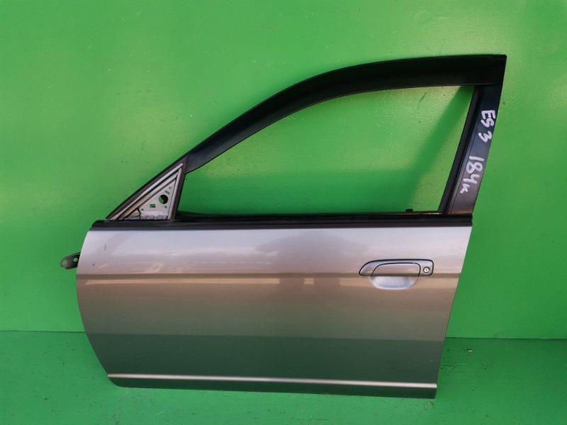 Дверь Honda Civic ES3 передняя левая (б/у)