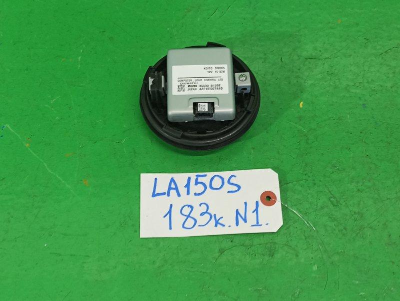 Блок управления Daihatsu Move LA150S (б/у) №1